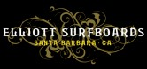 HEADSHINE rides custom shaped Elliott Surfboards from Santa Barbara CA