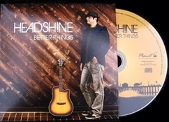 """Better Things"" CD by Headshine"