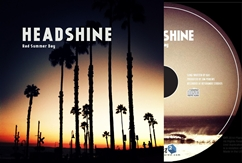 """Rad Summer Day"" CD by Headshine"