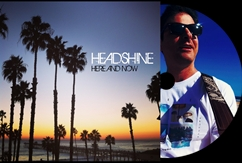 "Here and Now"" CD by Headshine"