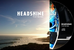 """Trust the Vibes"" CD by Headshine"