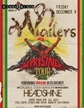 December 9 - The Wailers with special guests Headshine @ House of Blues Anaheim