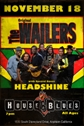 Nov 18 - The Original Wailers w/ Headshine @ House of Blues Anaheim