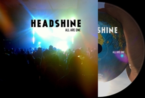 New cd All Are One by Headshine